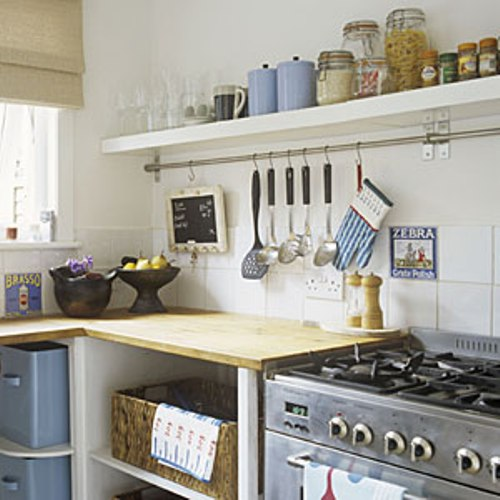 How To Organize A Kitchen Without A Pantry 5 Tips For
