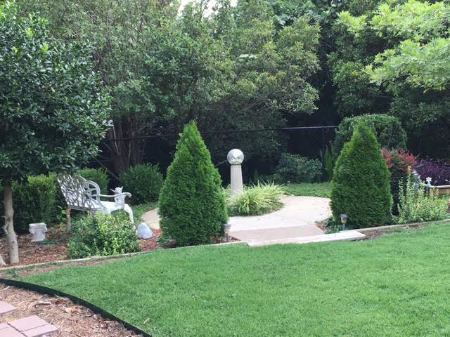 okc landscaping and tree care