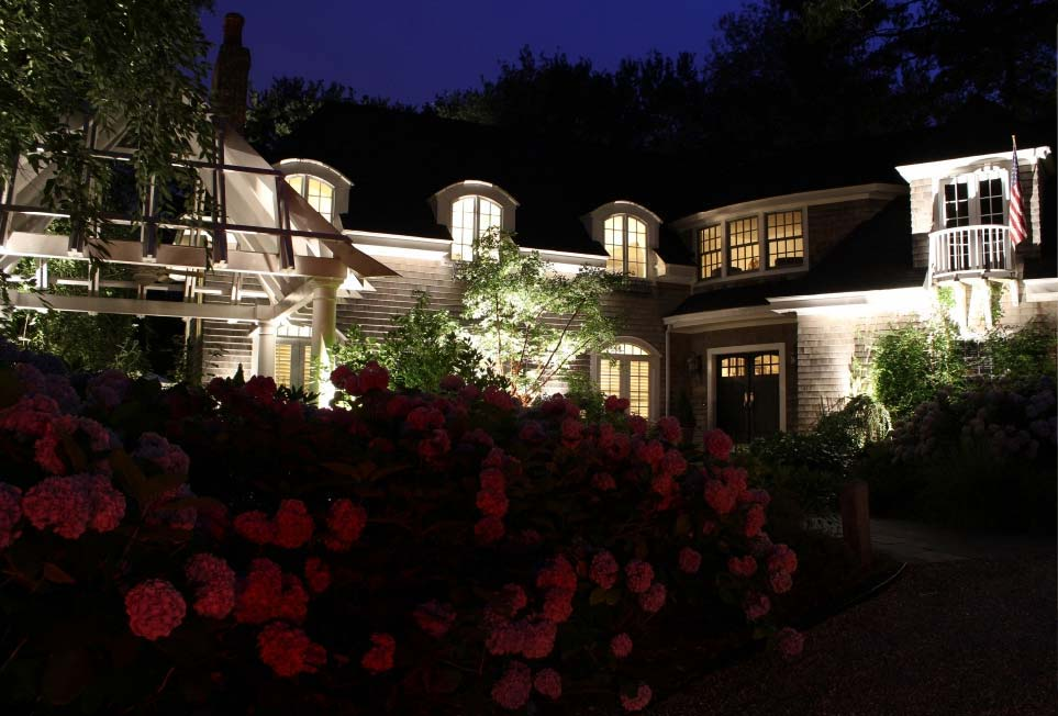 Preferred Properties Landscaping Michael Gotowala House Lighting