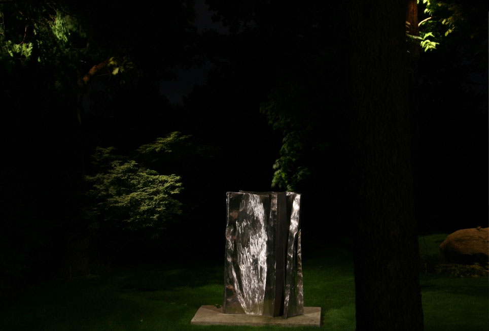 Preferred Properties Landscaping Michael Gotowala Garden Art Lighting
