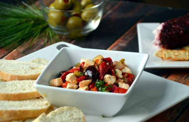 Mezzetta Marinated Roasted Red Pepper Spread