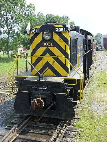 Cooperstown & Charlotte Valley Railroad