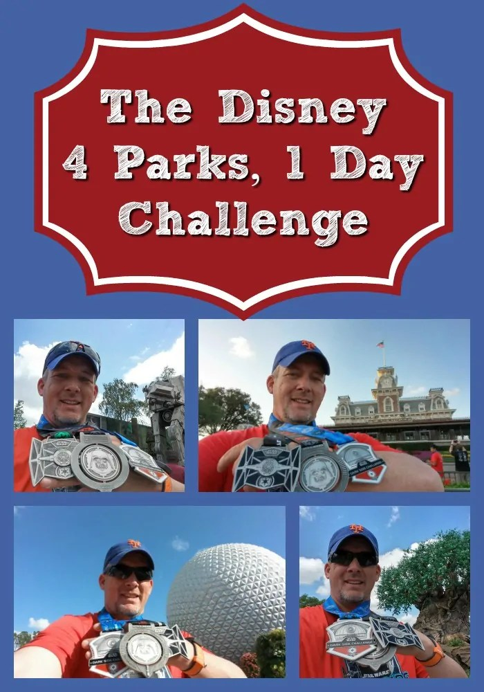 4 Parks 1 Day | Home is Where the Mouse is