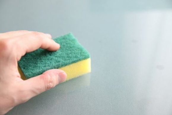 cleaning to stop germs