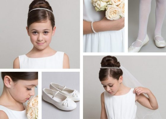 Prepare Your Girl for Her First Holy Communion