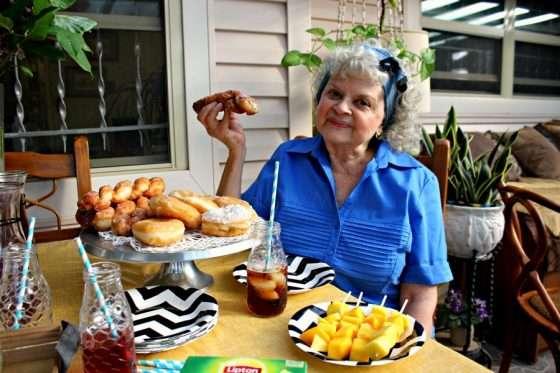 A Yard Work Lipton Tea Time Birthday