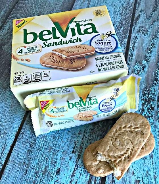 belvita sandwich