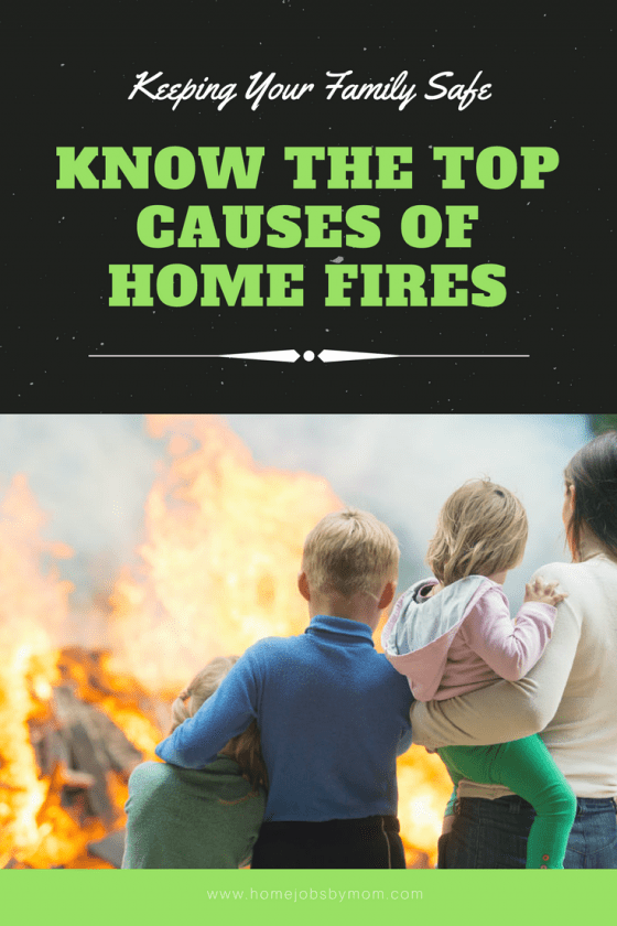 Keeping Your Family Safe: Know the Top Causes of Home Fires