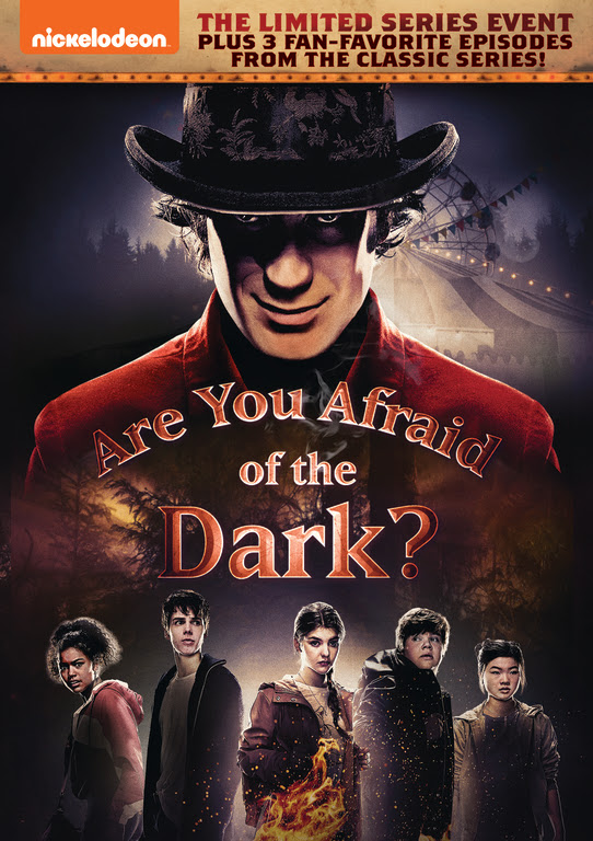 are you afriad of the dark dvd