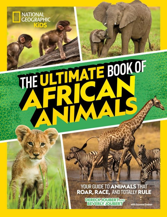 The Ultimate Book of African Animals