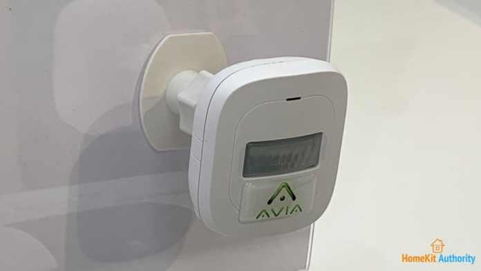 Avia smart motion sensor