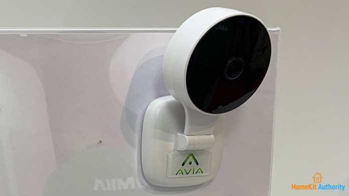 Avia smart security camera