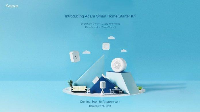 Aqara US amazon launch