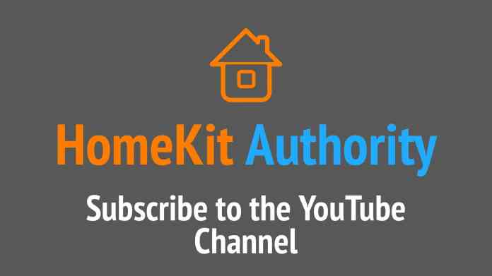 HomeKit Authority YouTube