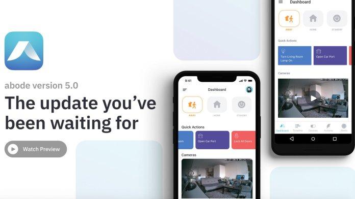 abode app 5.0