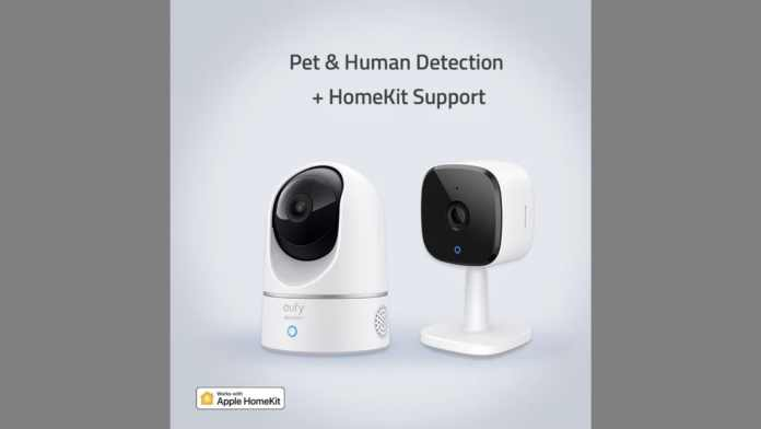 eufy Indoorcam HomeKit