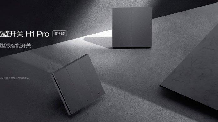 Aqara H1 Pro switches