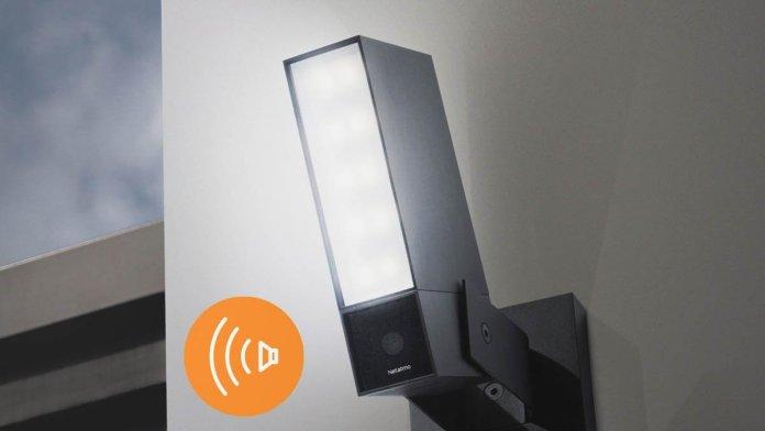 Netatmo Smart Outdoor camera siren