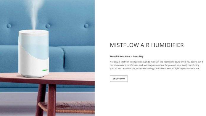 Vocolinc-Misflow-Air-humidifier-VH1