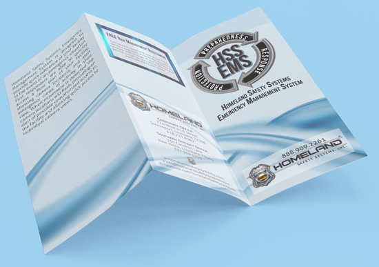 Emergency Management System Tri-Fold