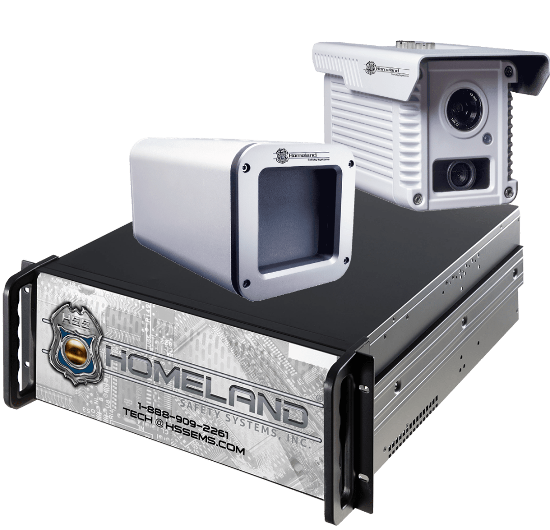 Passive Thermal Imaging Camera System_Thermal Screening Camera_Thermal Imaging Blackbody Device_Homeland Safety Systems Inc