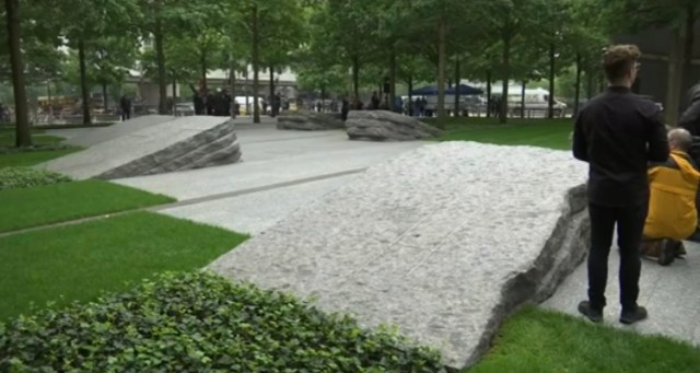 New Memorial Honoring Recovery Workers Opens in NYC