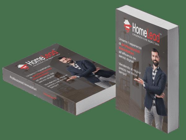 HomeLead segnalatore homepage book mob
