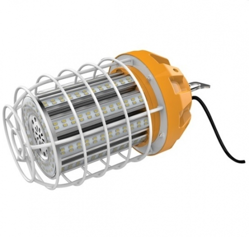 satco lighting 100w hi pro led corn bulb work light 5000k 12000 lumens 100w led hid temp 5000k 120v