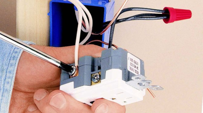 20amp gfci outlets vs 15amp gfci outlets  homelectrical