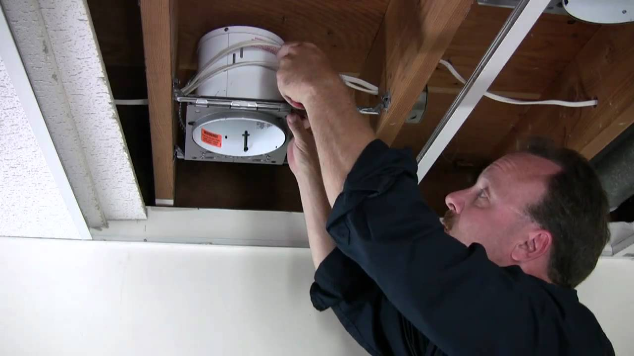how to install a led downlight