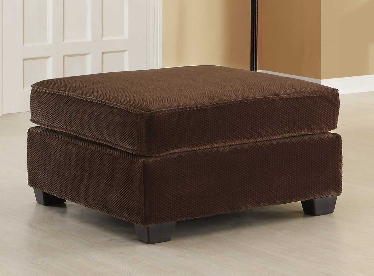 Dark Brown Living Room Set