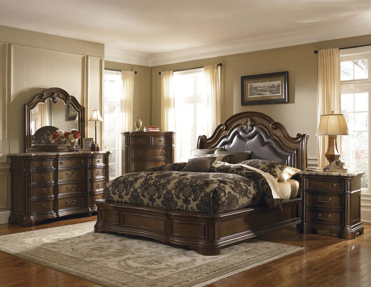Traditional Bedroom Collections Simple Home Decoration