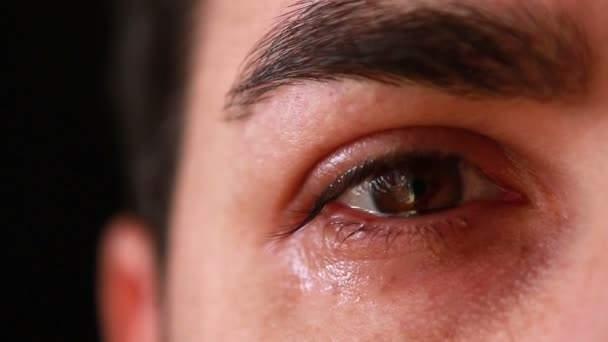 Irritação e lacrimejamento