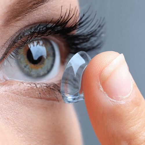 processo de adaptação lentes de contato