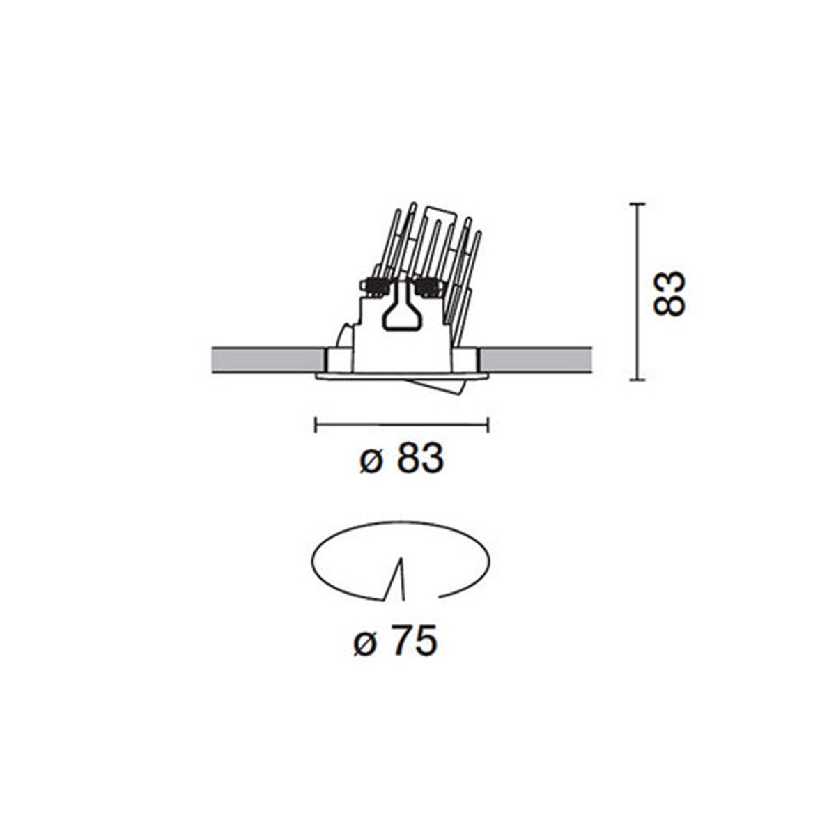 Laser Stallbar 10w Comfort 28gr Vit