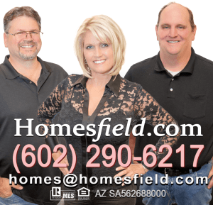 Homesfield Agents of Phoenix Arizona