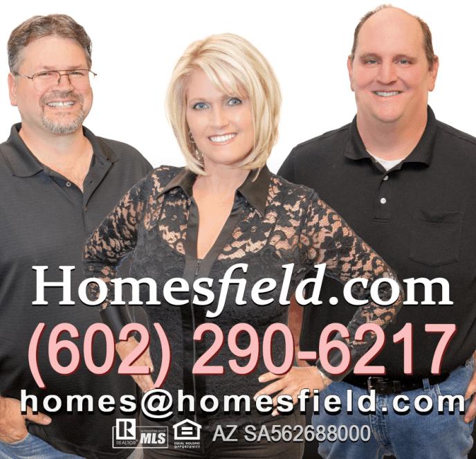 Homesfield Agents of Phoenix Arizona