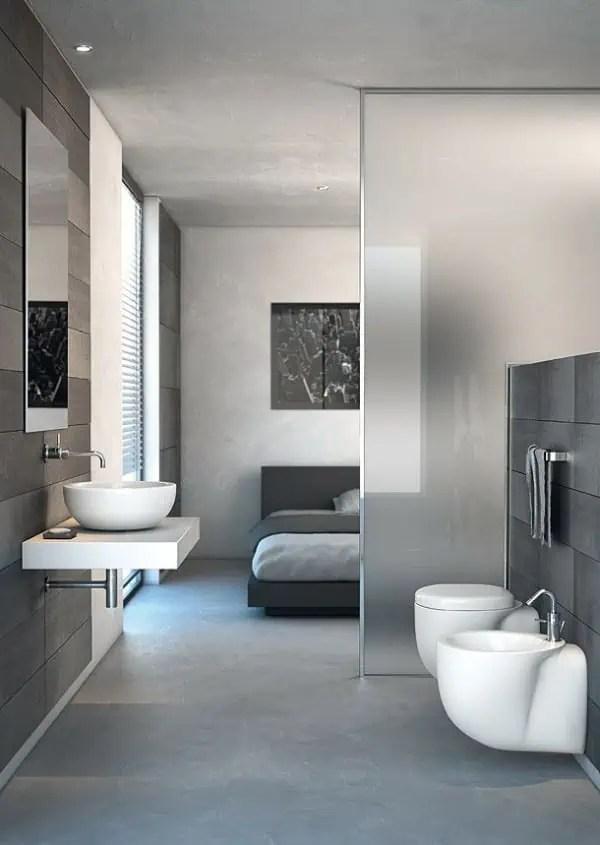 salle de bains moderne design