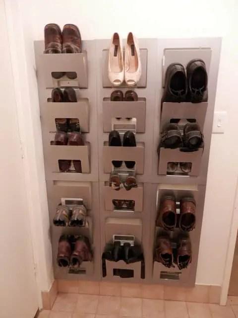 49 Idées Astuces Pour Le Rangement Des Chaussures