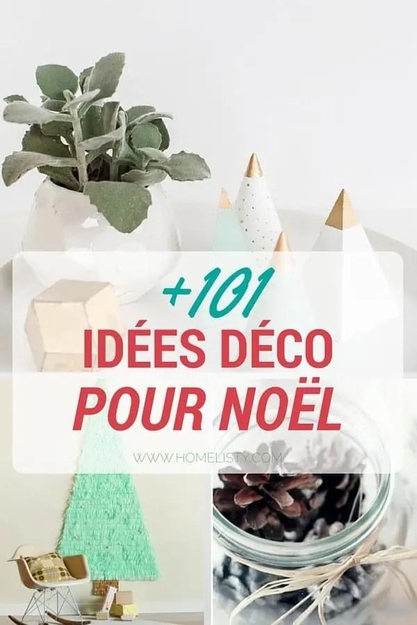 Dco De Nol 2017 101 Ides Pour La Dcoration De Nol