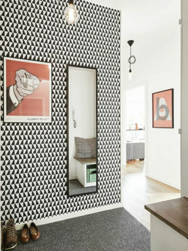 decoration couloir 25 idees geniales
