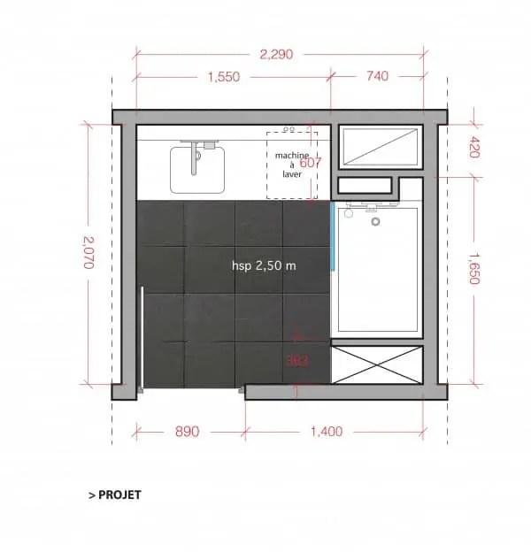 Comment Amenager Une Salle De Bain De 5m2 Coaching Deco