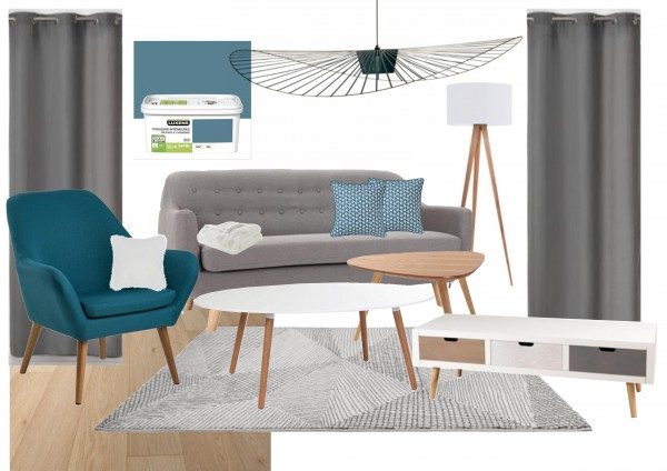 Comment Dcorer Un Salon Au Look Scandinave COACHING DCO