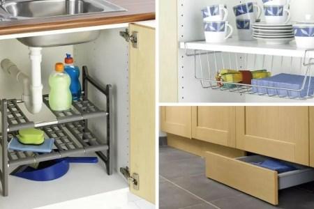 astuces rangement gain de place » Maisons Décoration | Maisons ...