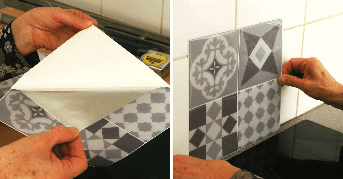 Smart Tiles Ca Vaut Le Coup Notre Avis Test De La Credence Adhesive