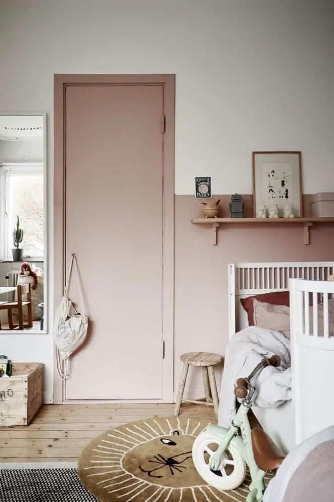couleurs pour une chambre d enfant tendance