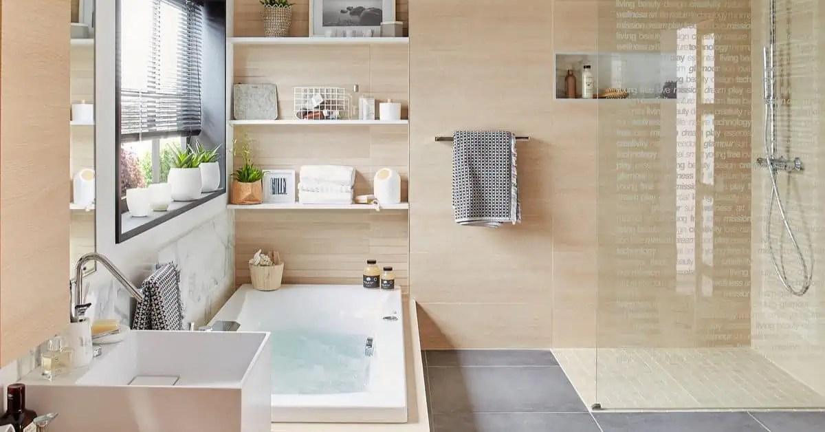 salles de bains modernes et tendance