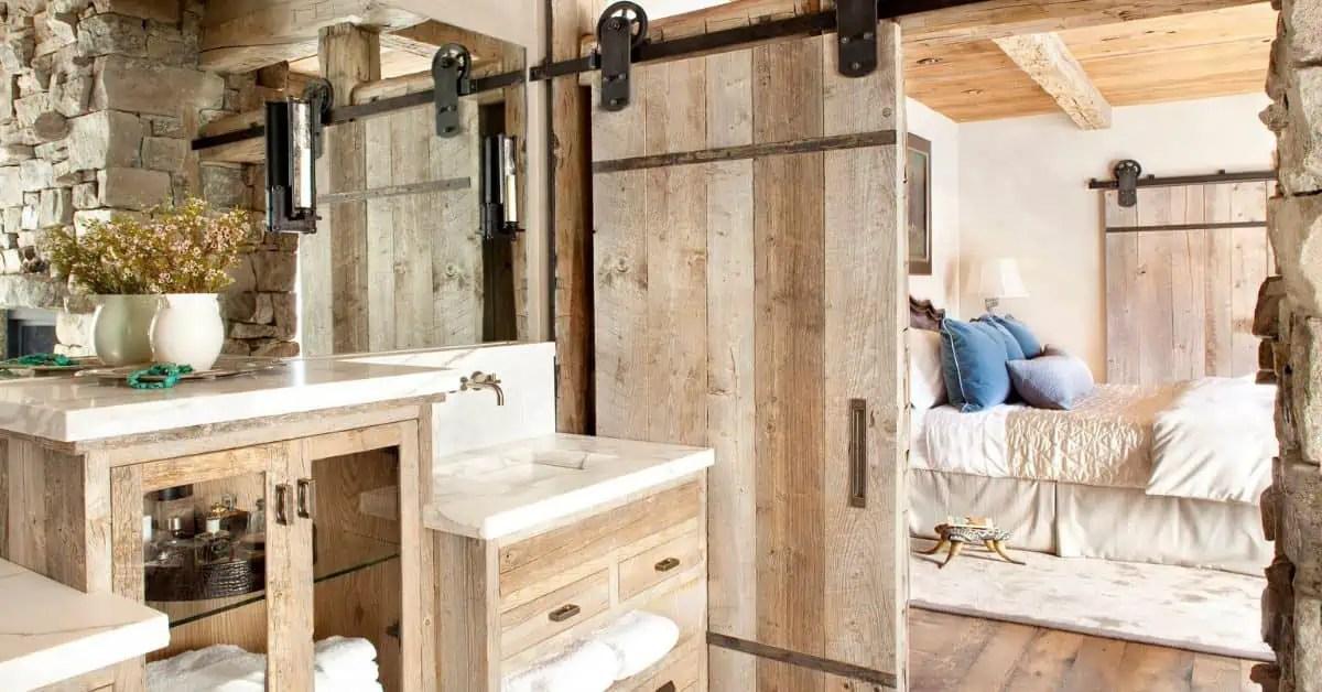 46 Idees Deco Inspirations Pour Une Salle De Bains Rustique