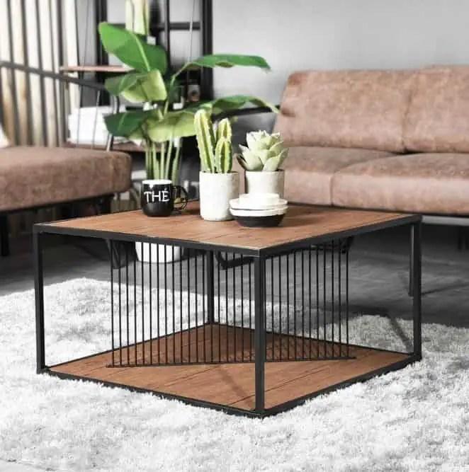 table basse industrielle 29 modeles