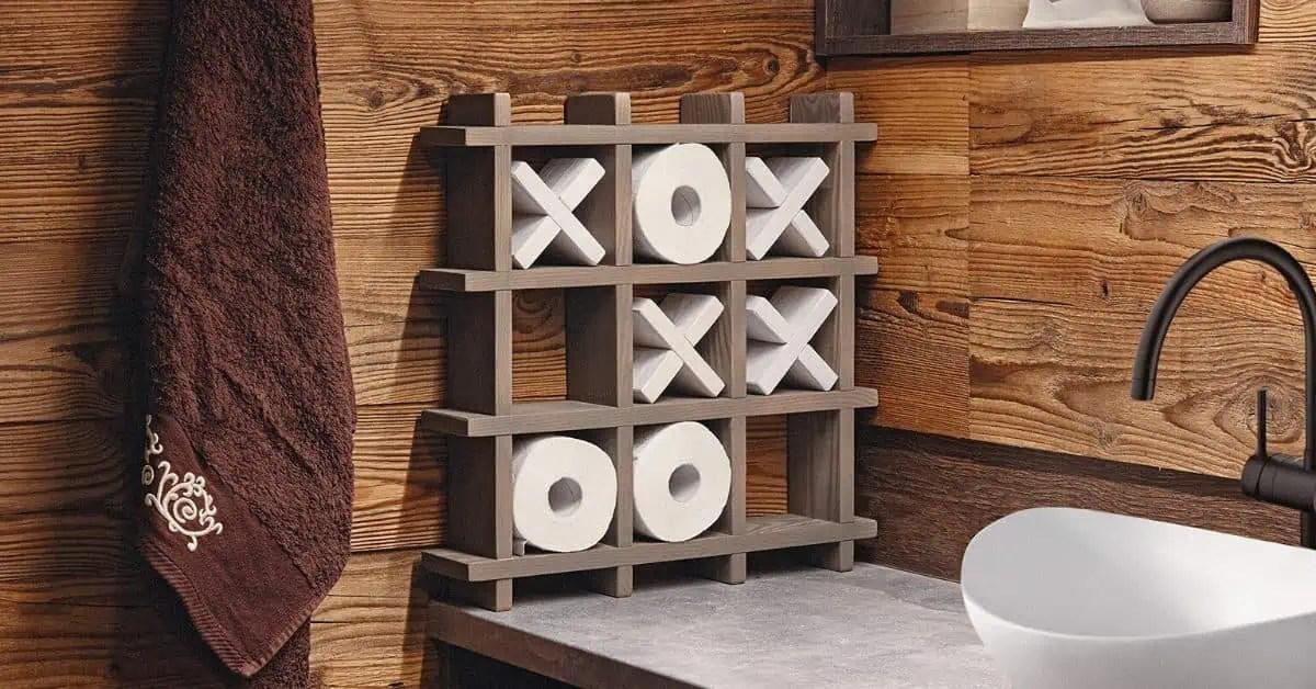 Rangement Papier Toilette 24 Idees Tendance Originales